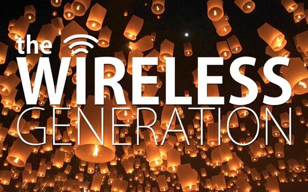 Generación Wireless. Trabaja desde cualquier lugar