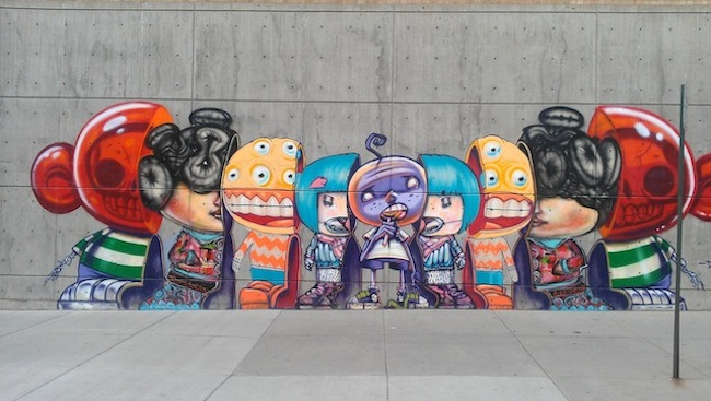 Street Art vol.2 – Arte urbano